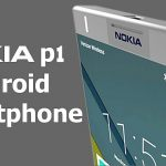 Press Render of Android Powered Nokia P1 is now Available