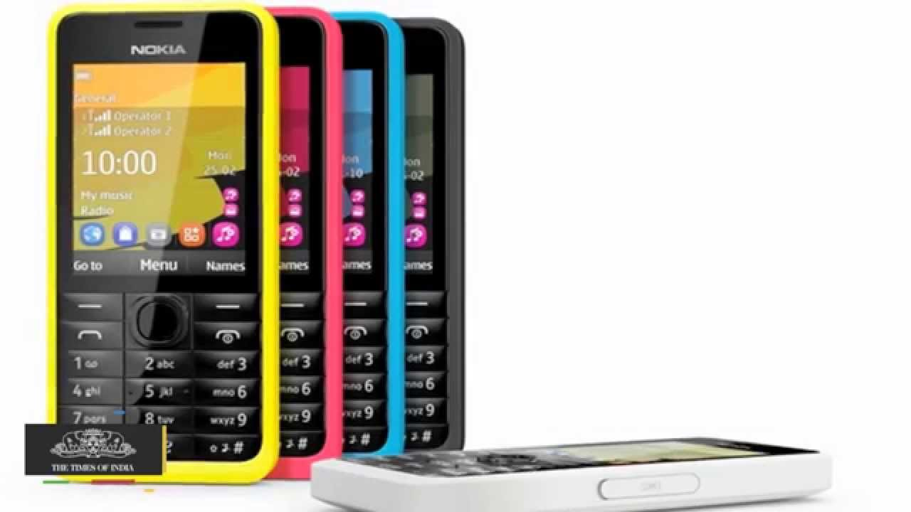 Nokia 105 Dual SIM Feature Phone Launched