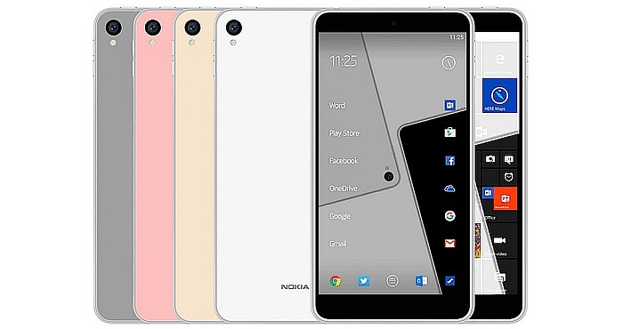 Nokia C1 Leak Tips Launch with Android and Windows 10 Mobile