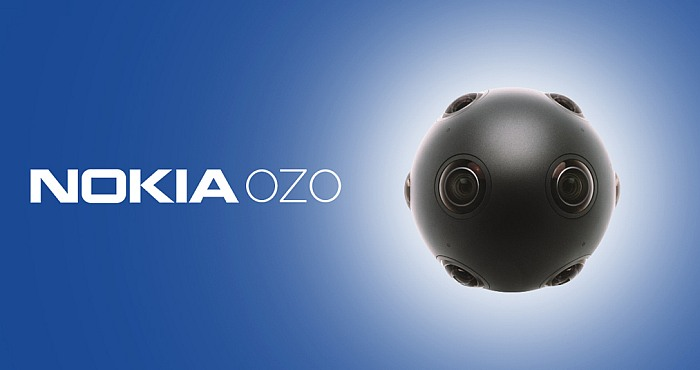 The OZO is Here at Last Finally!