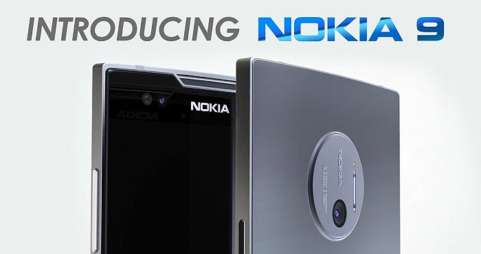 Nokia 9 flagship phone are picking up the steam online