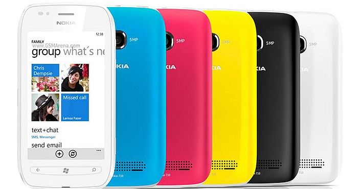 Nokia launched Lumia 710 and Lumia 800 recently in the Philippines