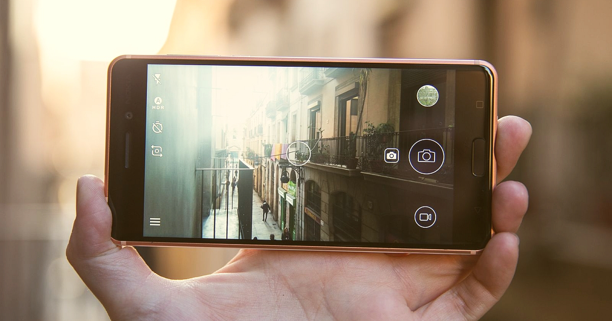 Nokia 6: Nokia Makes A Comeback