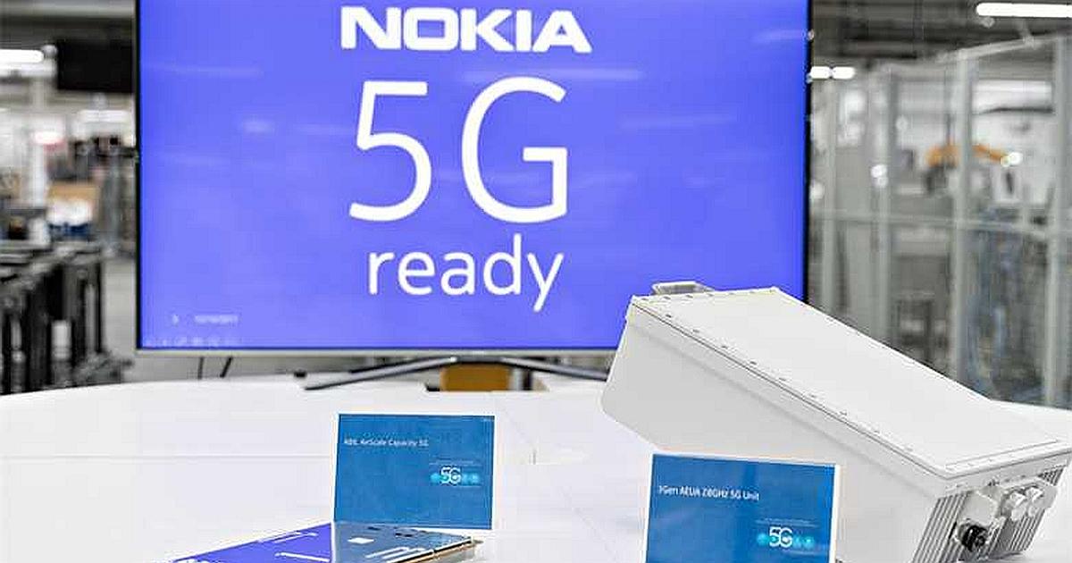 Nokia Sacrifices Payout for 5G